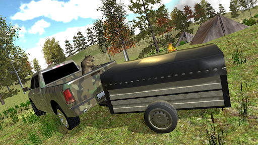 Hunting Simulator 4x4 1.14 screenshots 8