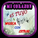 Música Mi Corazon es Tuyo icon
