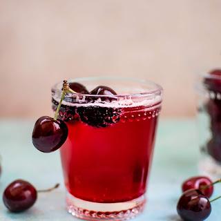 Cherry Vanilla Soda.