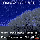 Piano Exploration, Vol. 7: Pulsars, Moonshadows, Minipulsars