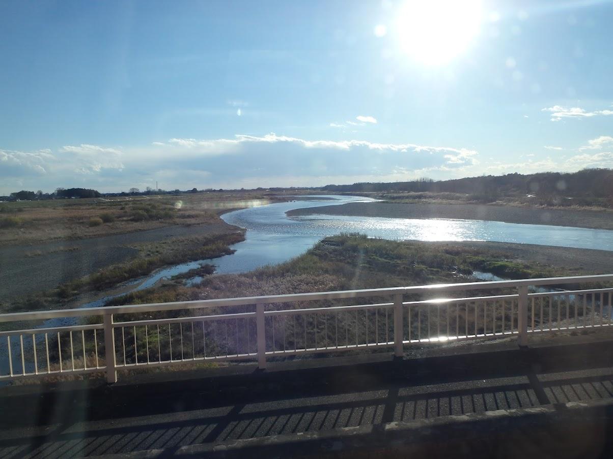 2014年12月の鬼怒川