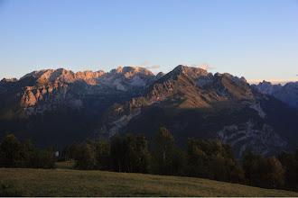Photo: Val di Ambiez e Cima Tosa