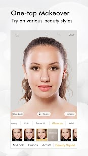 Perfect365: One-Tap Makeover Screenshot