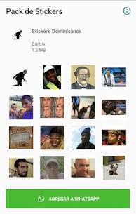 Stickers Dominicanos – WAStickerApps 2