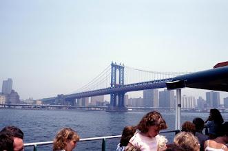 Photo: #006-Manhattan Bridge-New York