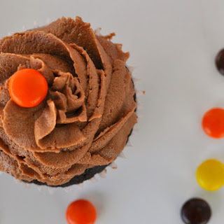 Reese's Chocolate Peanut Buttercream