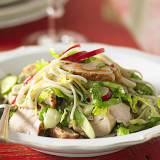 Pork and Soba Noodle Salad