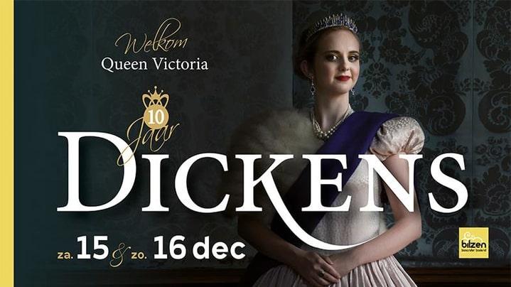 Dicken 2018: Welkom queen Victoria!