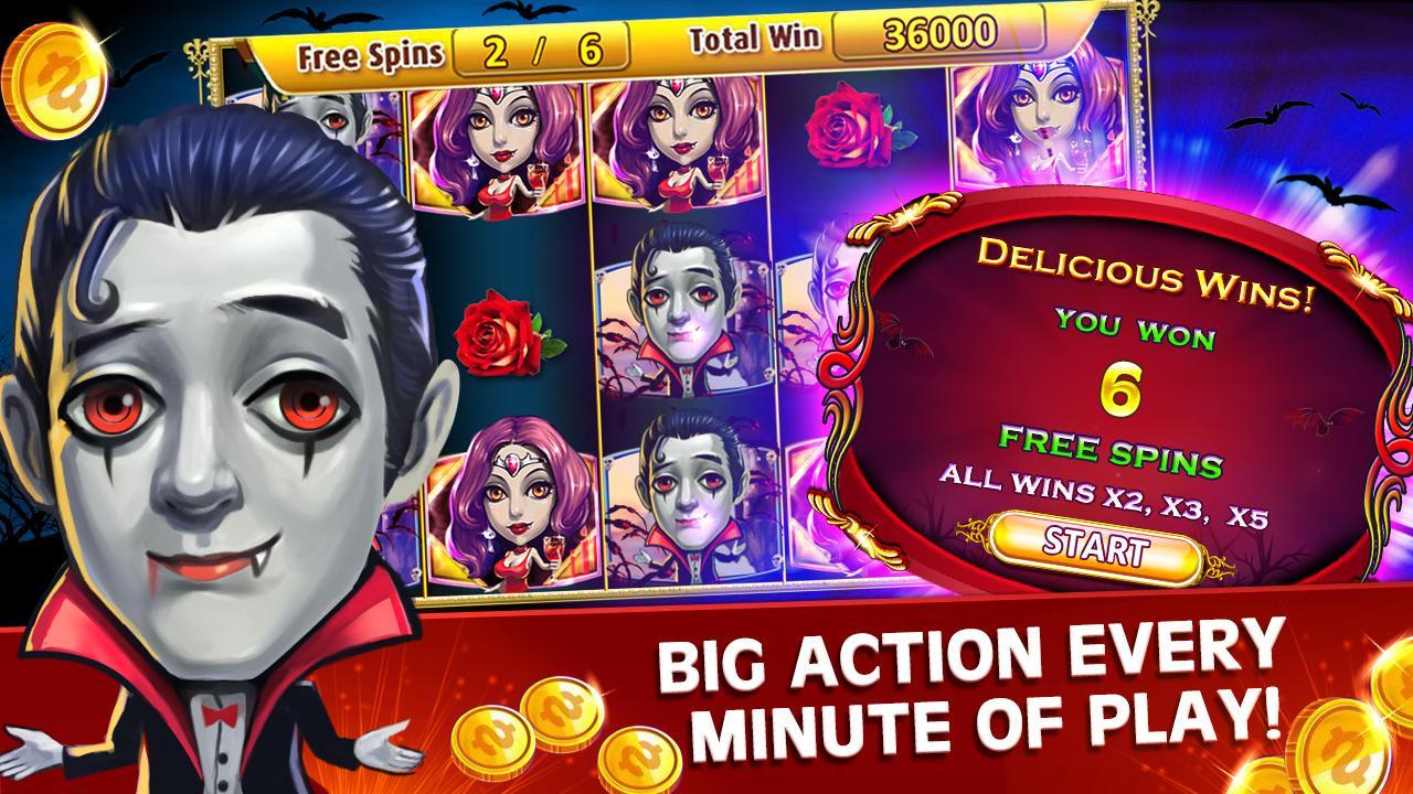 mega win vegas casino slots