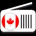 CANADA RADIO LIVE icon