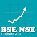 BSE NSE Live Stock Market icon