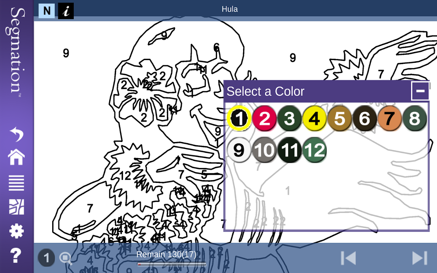 segplay mobile paint by number android apps on google play
