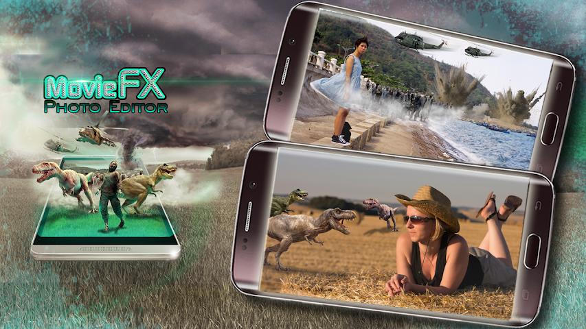 android Movie FX Photo Editor Screenshot 2