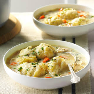 The Best Chicken & Dumplings.