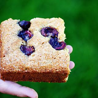 Recipe for Cherry Banana Morning Cake