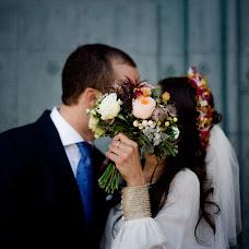 Wedding photographer Héctor El hombre ciervo (elhombreciervo). Photo of 04.04.2018