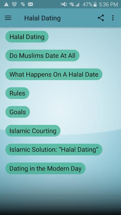 Halal Ang Dating Daan