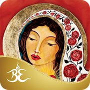 App Icon for Mother Mary Oracle - Alana Fairchild Card Deck App in Czech Republic Google Play Store