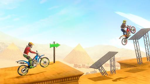 Bike Stunt 2 New Motorcycle Game - New Games 2020 apktram screenshots 6