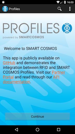 SMART COSMOS Profiles