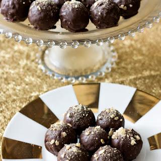 Nutella Rice Krispie Balls