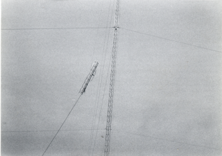 Photo: 150 Ft tower going up at Milan