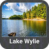 Lake Wylie GPS Fishing Chart Android APK Download Free By FLYTOMAP INC