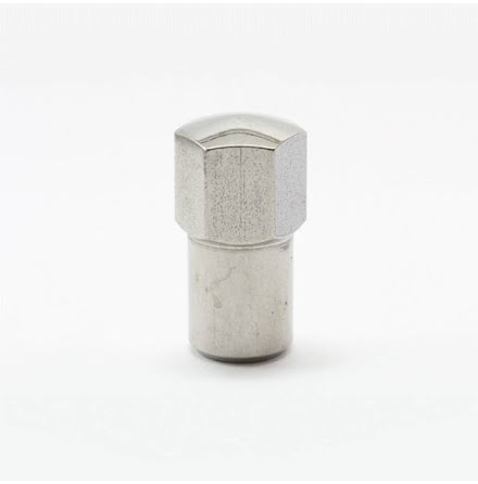Cap nut stainless steel for cylinderhead cover all BMW R2V Boxer models