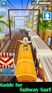Guide for Subway Surf - náhled