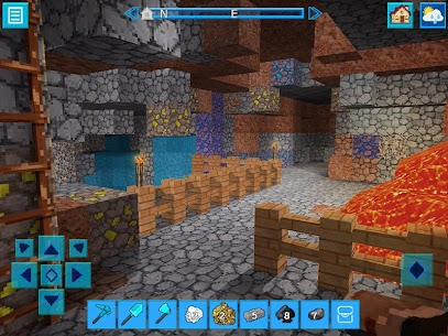 PrimalCraft: Cubes Craft & Survive Game Mod Apk Download For Android and Iphone 6