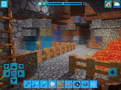 Game PrimalCraft: Cubes Craft & Survive Game APK for Windows Phone