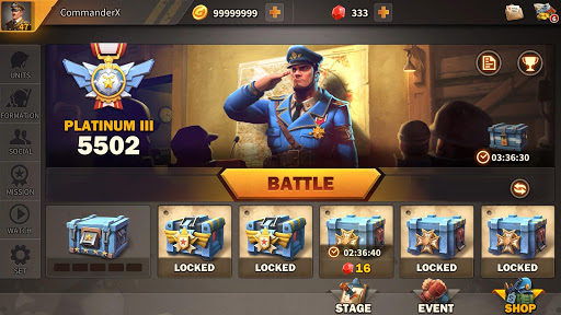 Battle Boom 1.1.4 screenshots 1