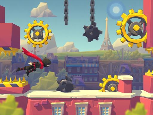 Smashing Rush : Parkour Action Run Game  captures d'u00e9cran 18