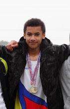 Photo: Brice Champion d'Aquitaine Triathlon