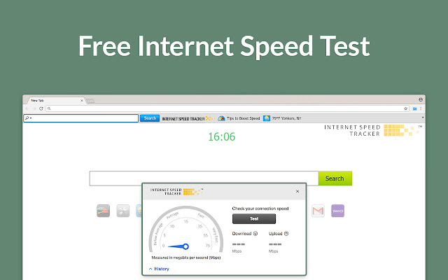 InternetSpeedTracker