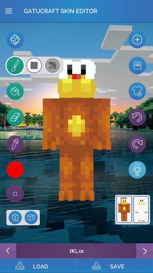3d skin editor for minecraft android apps on google play 3d editor