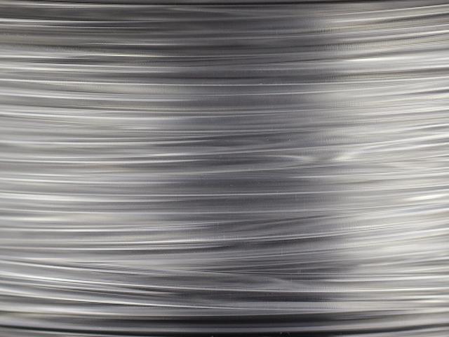 Clear Translucent MH Build Series PETG Filament - 1 75mm