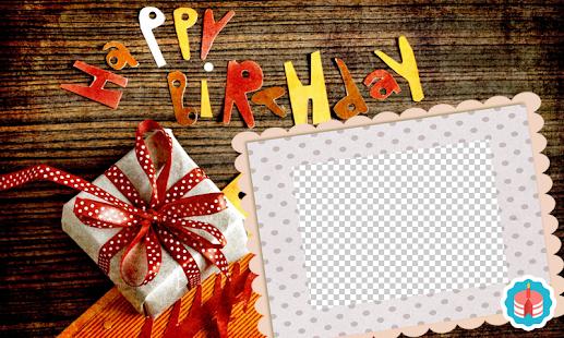 screenshot thumbnail happy birthday photo frames