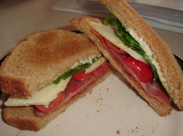 Jazzed Blt Sandwich