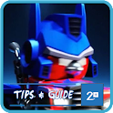 Tips+ Angry Birds Transformers icon