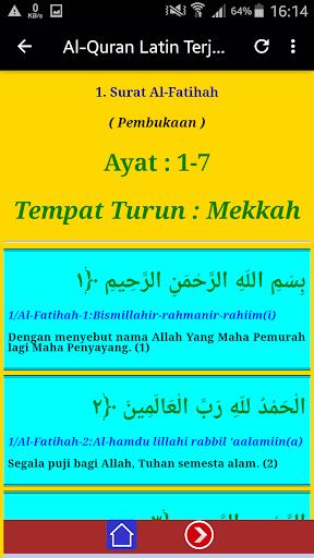 Al Quran Dan Latin Pdf