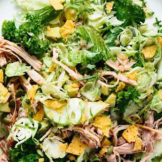 Spicy Carnitas Salad Bowl