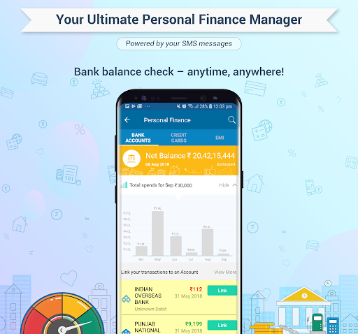 Bank Balance Check, Credit Card & Loan EMI Alerts - Apps on Google