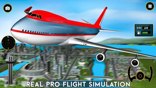 Airplane Flight Pilot Sim 3D 1.0 screenshots 4