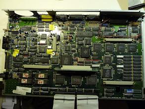 Photo: Atari TT mainboard, stripped down