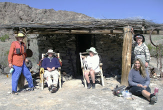 Photo: Back in the day (AKA Miner's Cabin) on the AZ side.  For History link, go to: http://www.yumasun.com/news/cabin-73274-river-mine.html