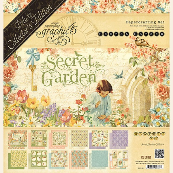 Secret Garden - Deluxe Collector's Edition