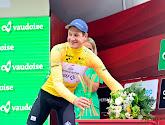 """Stefan Küng kent geweldige periode in de leiderstrui: """"Het beste gevoel dat je kan hebben"""""""