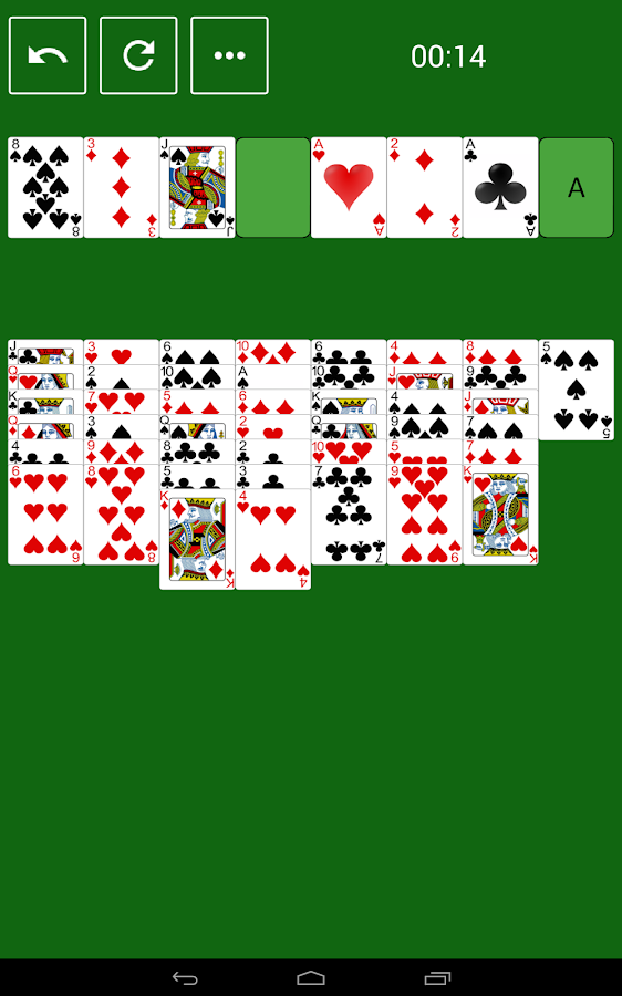 freecell solitaire android apps on google play