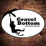 Logo for Gravel Bottom Craft Brewery & Supply